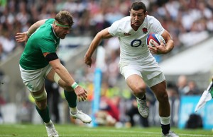 Jonny May could miss the Six Nations