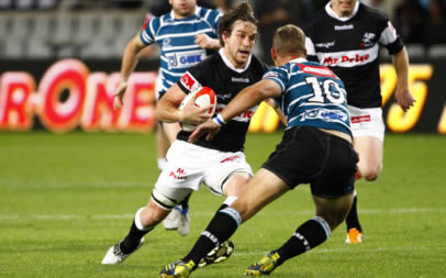 Keegan Daniel will captain the Sharks against Griquas