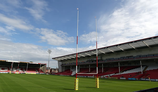 Gloucester Rugby host Newcastle Falcons at Kingsholm