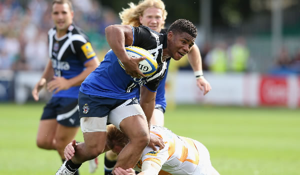 Kyle Eastmond has extended his commitment to Bath