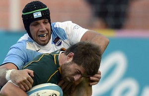 Leonardo Senatore will play Super Rugby for the new Argentina franchise