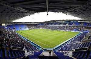 London Irish host Harlequins at the Madejski Stadium