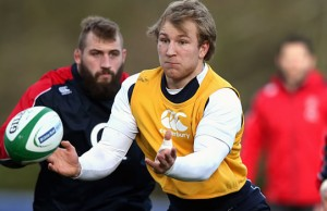 Matt Kvesic has been added to the England squa