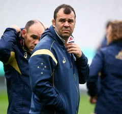 Michael Cheika has ruled out coaching England