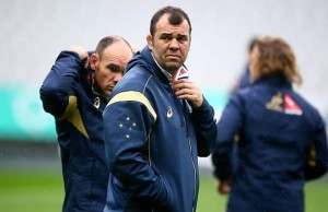 Michael Cheika wants his players to keep focused