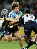 Brumbies to warm up for Super Rugby against Waratahs