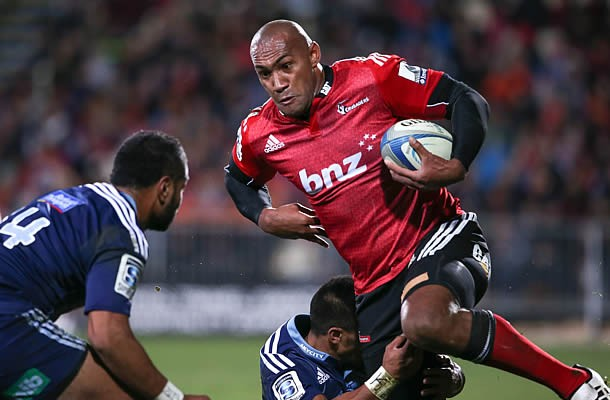 According to reports Nemani Nadolo has agreed to play for Montpellier