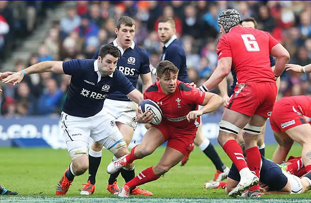 Rhys Webb returns in the replacements bench
