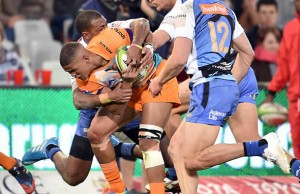 Ryno Benjamin starts for the Free State Cheetahs
