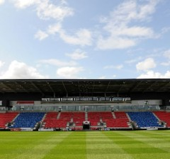 Sale Sharks host Gloucester Rugby at the AJ Bell Stadium