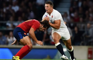 Sam Burgess has won 5 caps for England