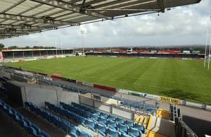 Exeter Chiefs host Worcester Warriors at Sandy Park