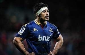 Shane Christie will co-captain the Highlanders