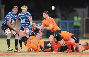 Shaun Venter starts for the Free State Cheetahs