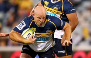 Brumbies captain Stephen Moore was particularly pleased with his team's mau