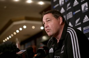 Steve Hansen names his All Black team
