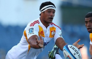 Former Chiefs and All Black Tanerau Latimer will play Super Rugby for the Blues