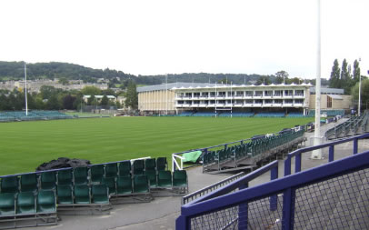 Bath Rugby host Leicester Tigers at the Recreation Ground