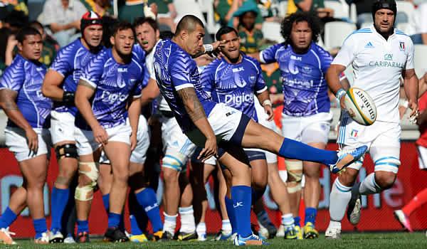 Samoa make one change for Springboks - Rugby Week | Rugby ...