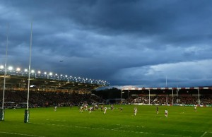 Harlequins host Newcastle Falcons at the Twickenham Stoop