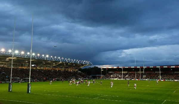 Harlequins host Bath at the Twickenham Stoop