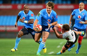Ulrich Beyers stars for the Blue Bulls