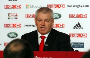 Warren Gatland is the favourite to lead the Lions