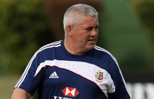 Warren Gatland is the favourite to lead the Lions again next year