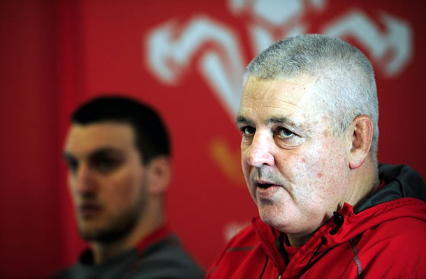Warren Gatland has named his tour squad