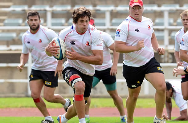 Warren Whiteley starts at No.8 but Jaco Kriel retains the captaincy