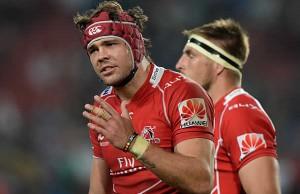 Warren Whiteley will captain the Lions