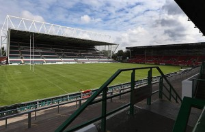 Leicester Tigers host Northampton Saints at Welford Road