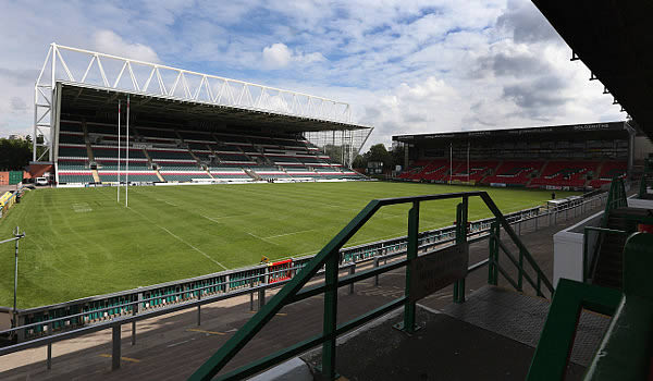Leicester Tigers host Bath at Welford Road