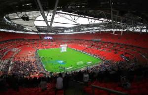 Saracens host Harlequins at Wembley Stadium