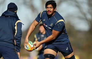 Will Skelton will start against England