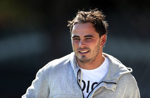 Zac Guildford knows this could be his last chance