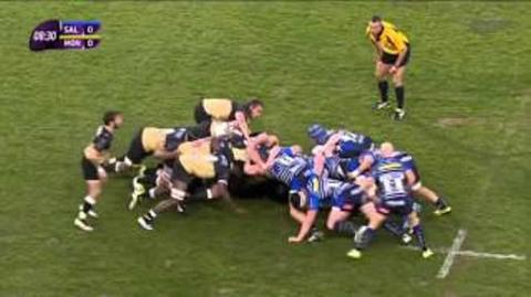 Sale Sharks vs Montpellier  | Rugby Video