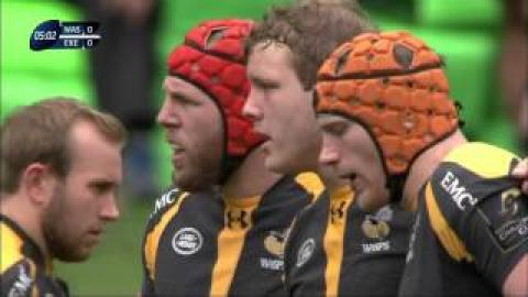 Wasps vs Exeter Chiefs | Rugby Video