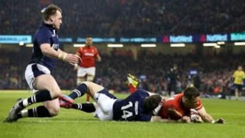 Full Time Short Highlights - Wales v Scotland | Six Nations Video Highlights