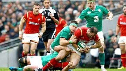 Short Match Highlights - Ireland 16-16 Wales | RBS 6 Nations Video Highlights