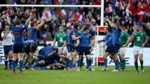 Short Highlights Worldwide - France 10-9 Ireland | Six Nations Video Highlights