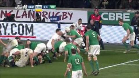 England v Ireland Six Nations 2016 Highlights | Rugby Video Highlights