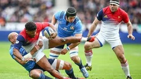 Short Highlights France 23-21 Italy | RBS 6 Nations  | Six Nations Rugby Video