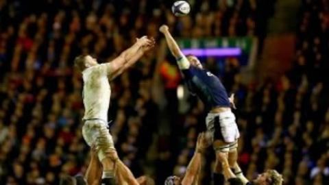 Short Highlights - Scotland V England | RBS 6 Nations Video Highlights