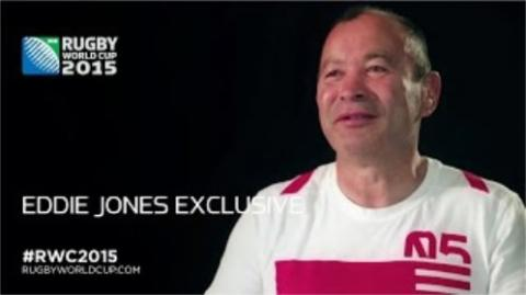 A look at England's new head coach Eddie Jones  | Rugby Video Highlights