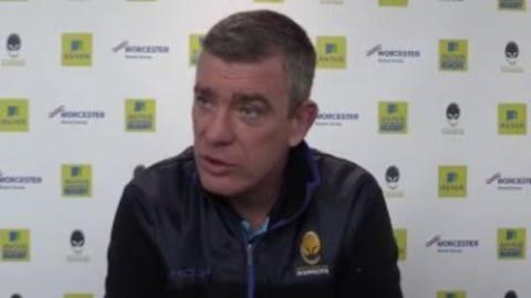 Worcester's Dean Ryan Previews Leciester Tigers match | Rugby Video Highlights