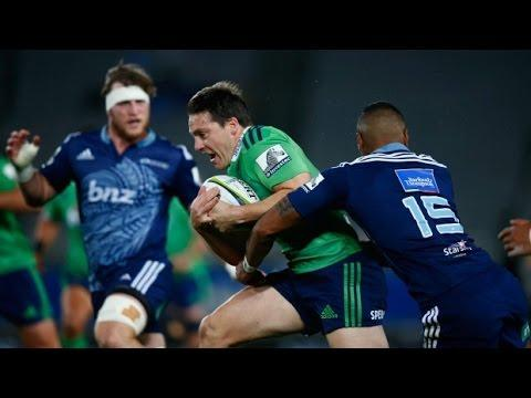 Blues v Highlanders Super Rugby 2016 Rd.1 | Super Rugby Video Highlights