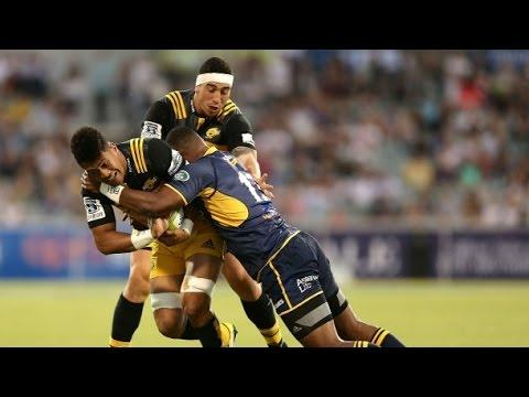 Brumbies v Highlanders Rd.1 2016 | Super Rugby Video Highlights 2016