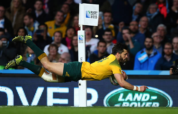 Adam Ashley-Cooper was devastated by the Wallabies loss in 2007