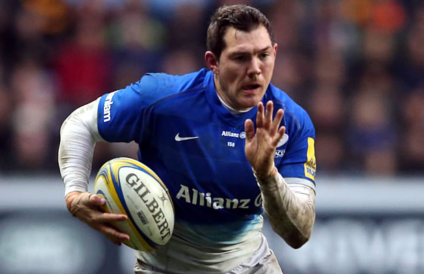 Alex Goode was named man of the match